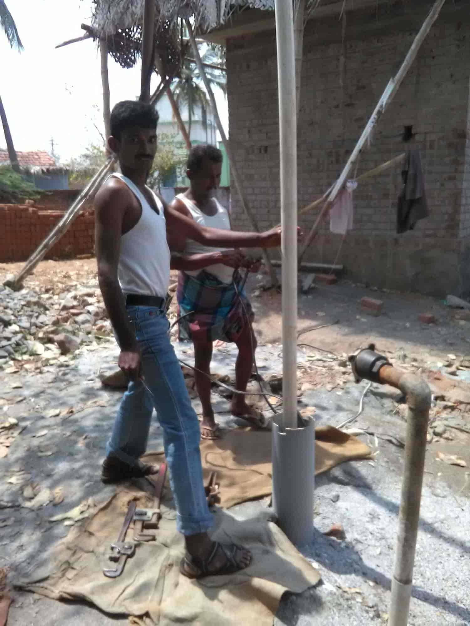 plumbing contractor - sri kumar rewinding electric wiring & plumbing  photos, kalingiam, gobichettipalayam