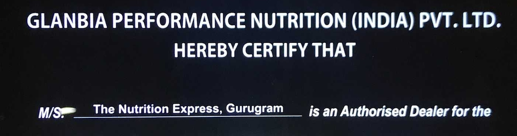 The Nutrition Express Reviews Old Dlf Colony Gurgaon 15 Ratings