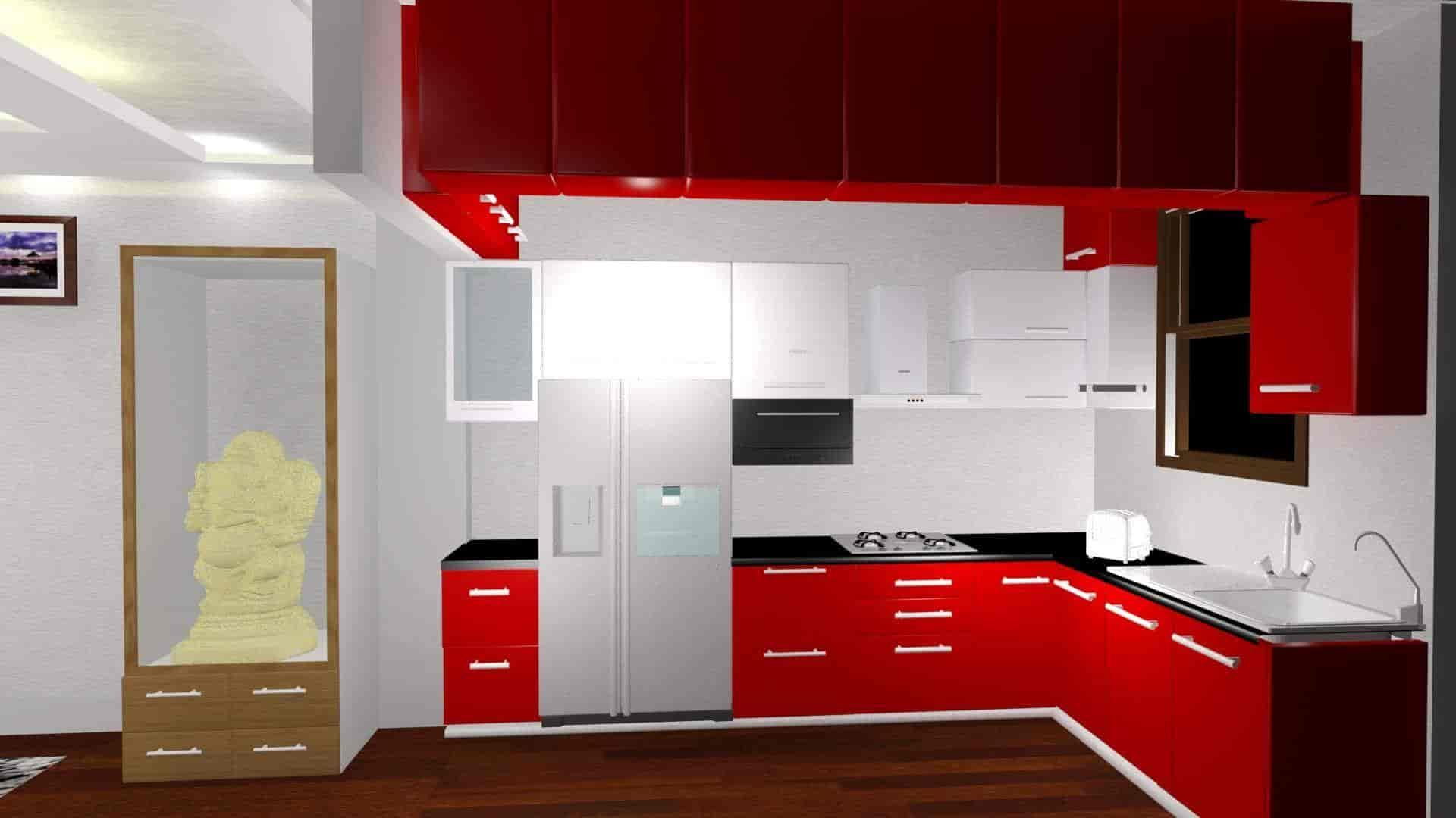 Dreams Home Interior, South City 2 - Dreamz Home Interior - Modular ...