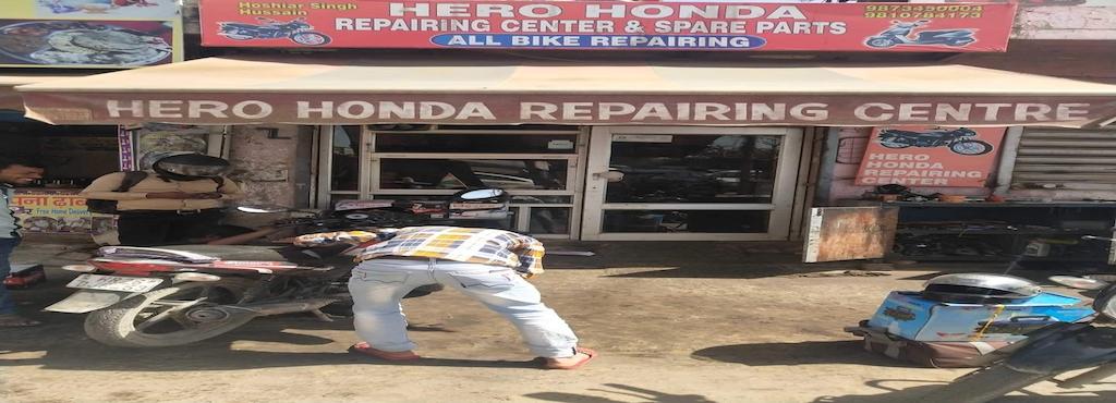 Hero Honda Repairing Centre And Spare Parts Wazirabad Motorcycle
