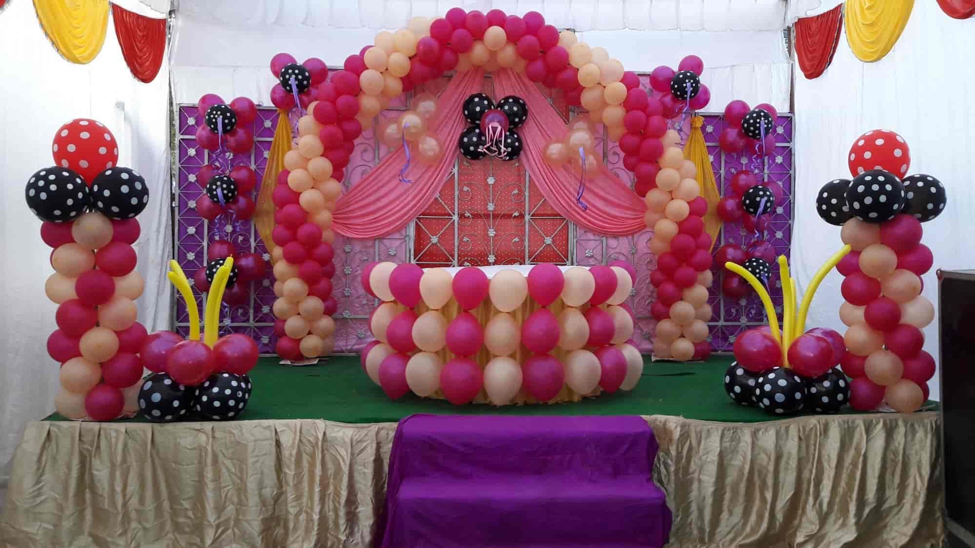 Balloon Decoration Part - 29: ... Balloon Decoration - Saini Balloon Decoration U0026 Flower Works Photos,  Gwalior City, ...