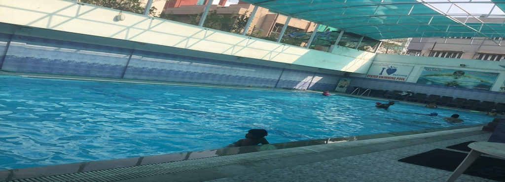 Oyster Indoor Swimming Pool Temperature Control System, Banjara ...