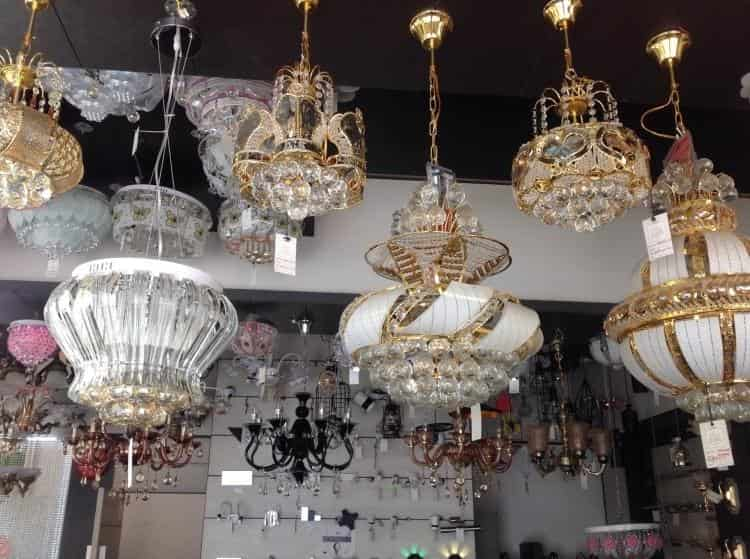 Jhumar Luxury Lighting House, Osmangunj - Tube Light Dealers in ...