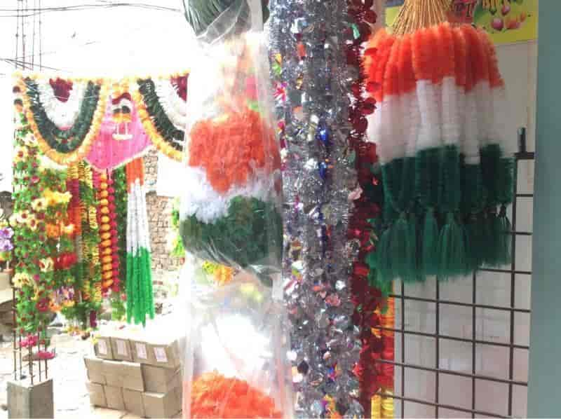 Shree Ganesh Decoration Photos Osmangunj Hyderabad Pictures