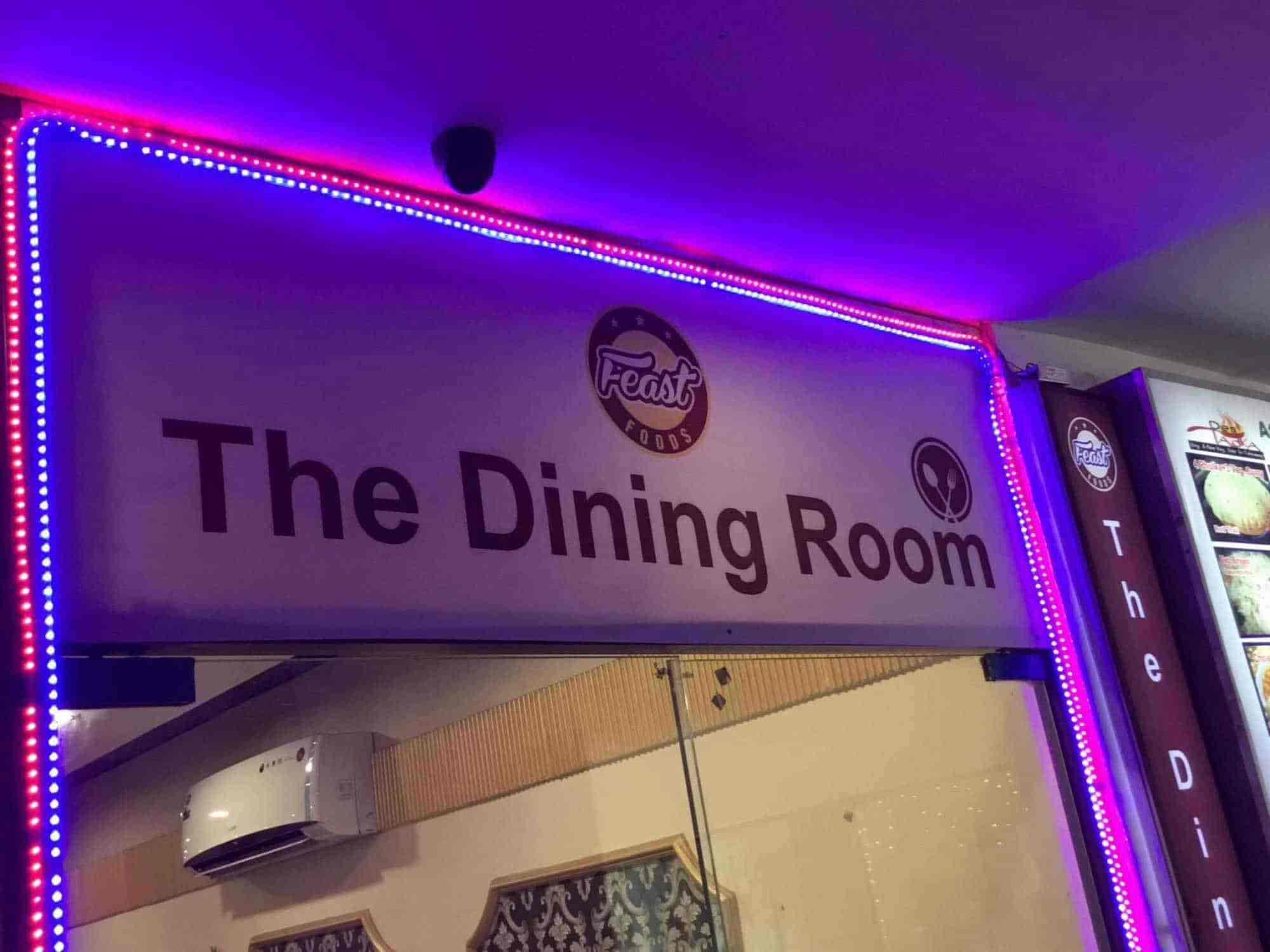 Feast The Dining Room Jubilee Hills Hyderabad
