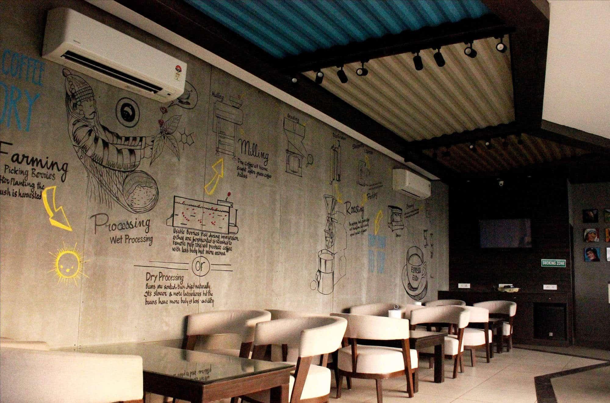 Espresso Coffee Shop Photos Penderghast Road Hyderabad Pictures Interior Design Shops In Hyderabad