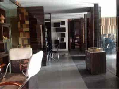 Inside View Of Interior Furniture Shop