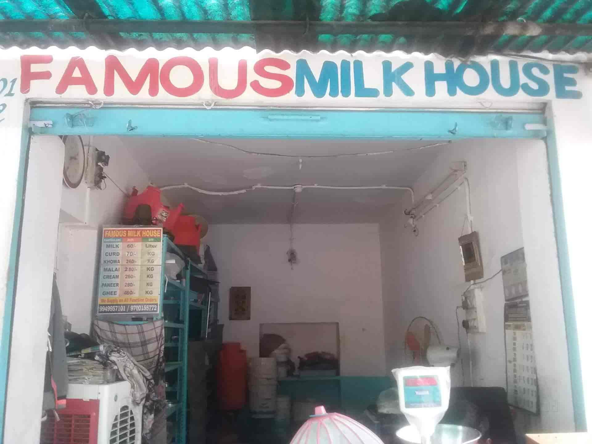 Famous Milk House Mehdipatnam Milk Dairy In Hyderabad