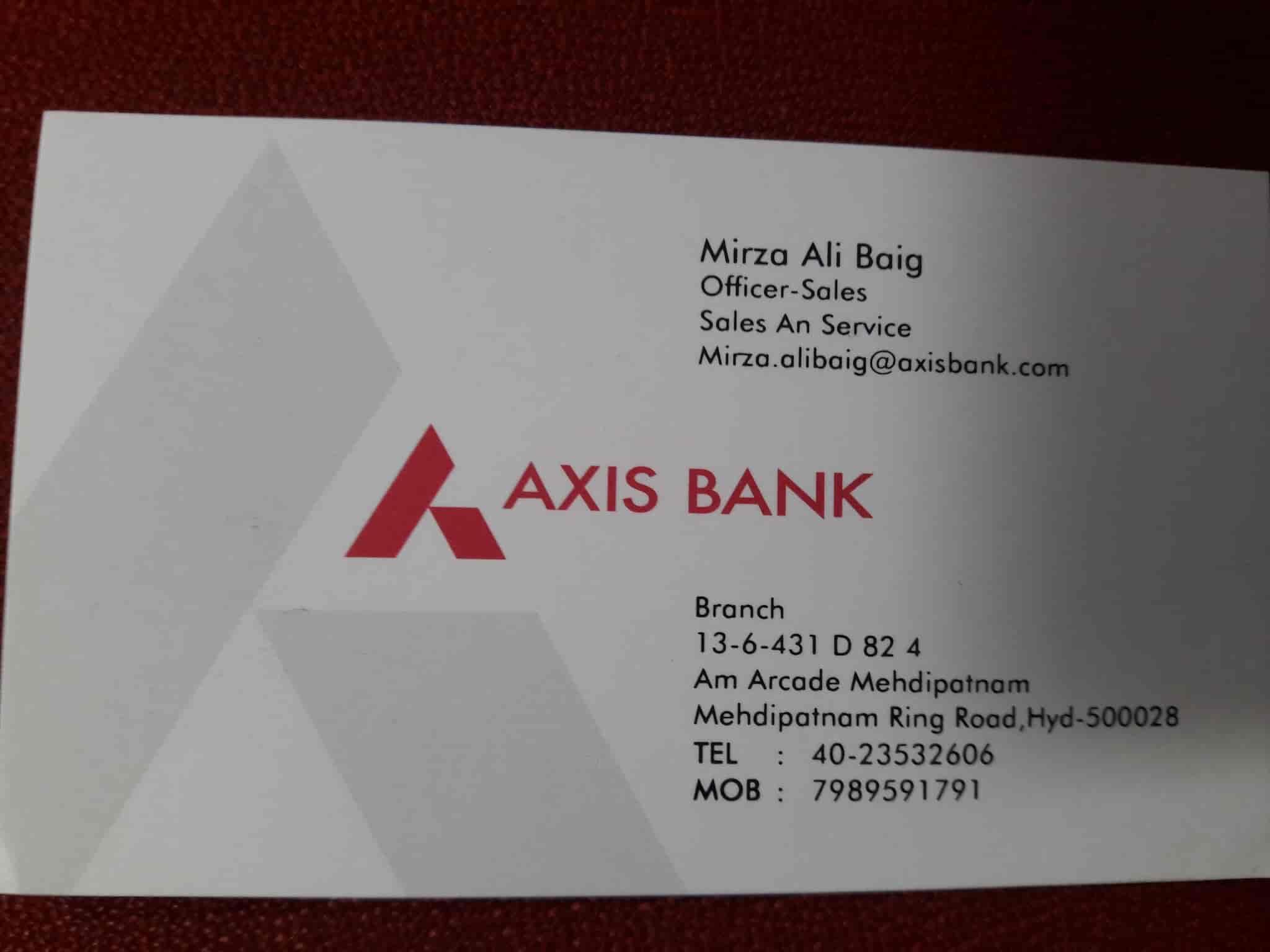 Ramesh Axis Bank Counsultant Photos Mehdipatnam Hyderabad