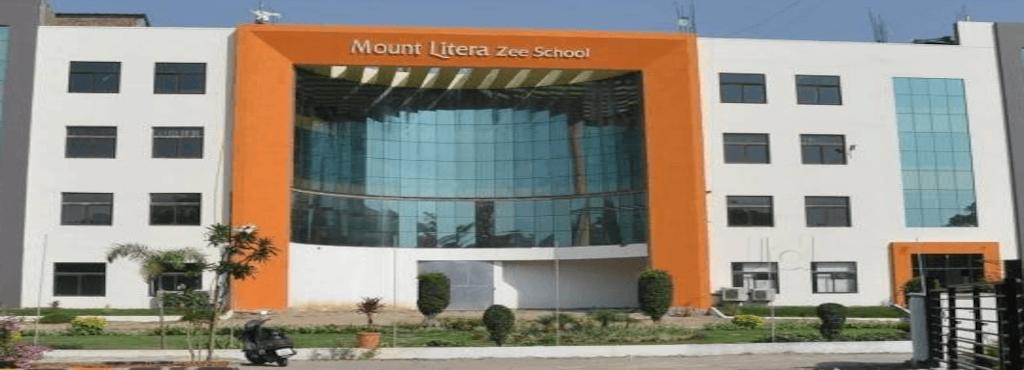 Mount Litera Zee School Manikonda International Schools In