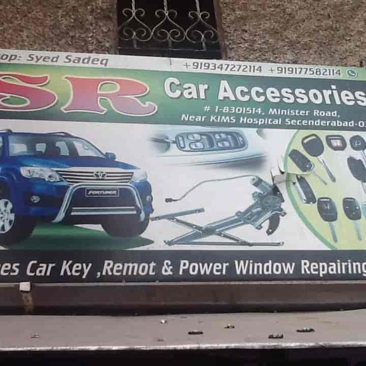 SR Car Accessories Photos, Secunderabad, Hyderabad- Pictures ...
