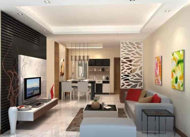 Interior Designers Hall Design Work