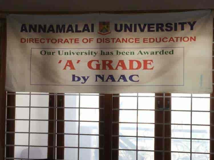 Annamalai University Habsiguda Hyderabad