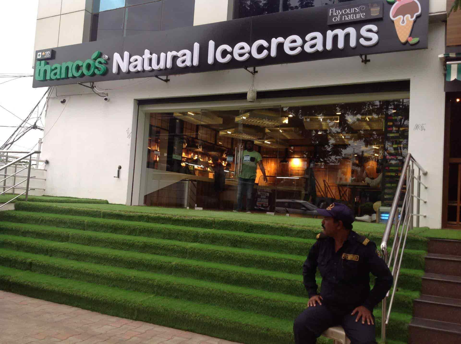 Thanco S Natural Ice Cream Closed Down Madhapur