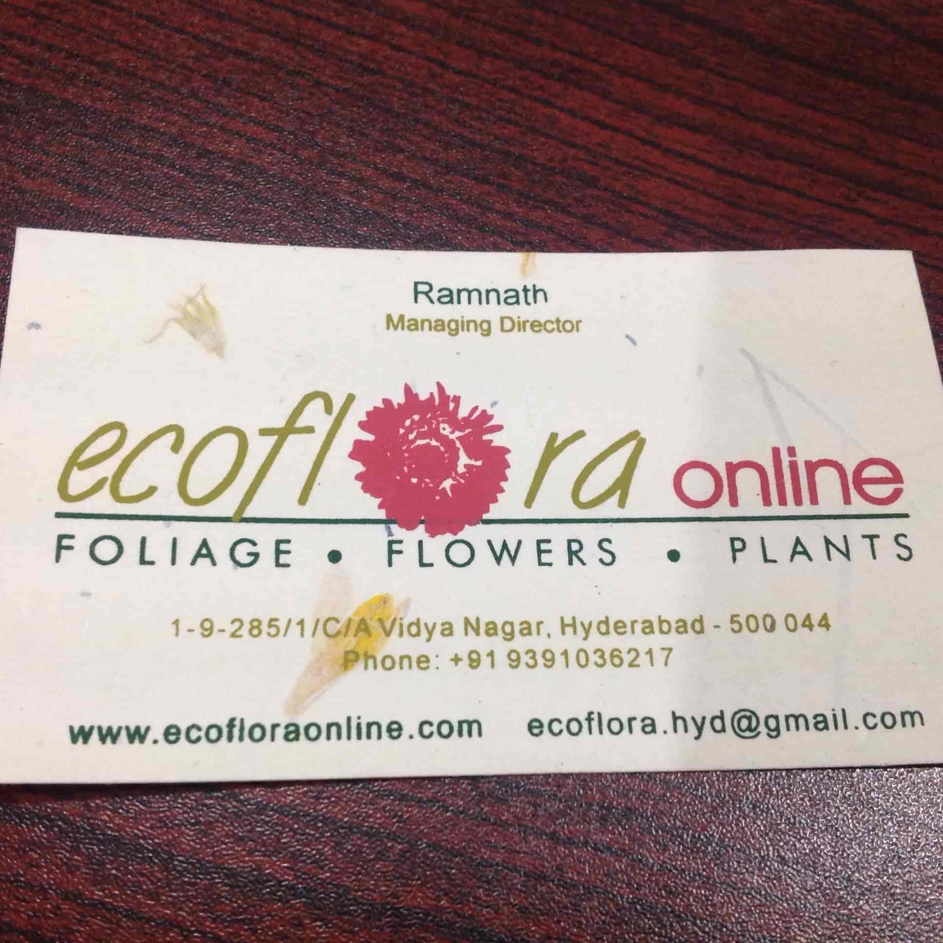 Ecoflora photos sitaphalmandi hyderabad pictures images gallery business card ecoflora photos sitaphalmandi hyderabad flower wholesalers reheart Image collections