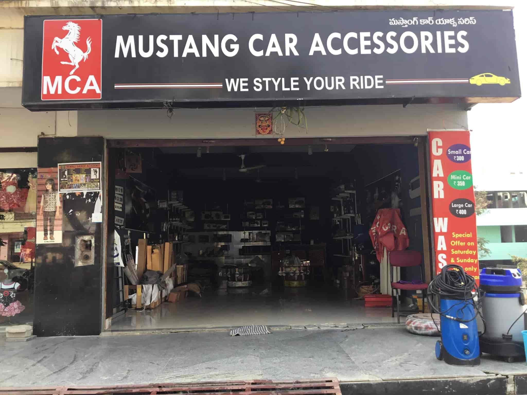 Mustang Car Accessories Photos, Manikonda, Hyderabad- Pictures ...