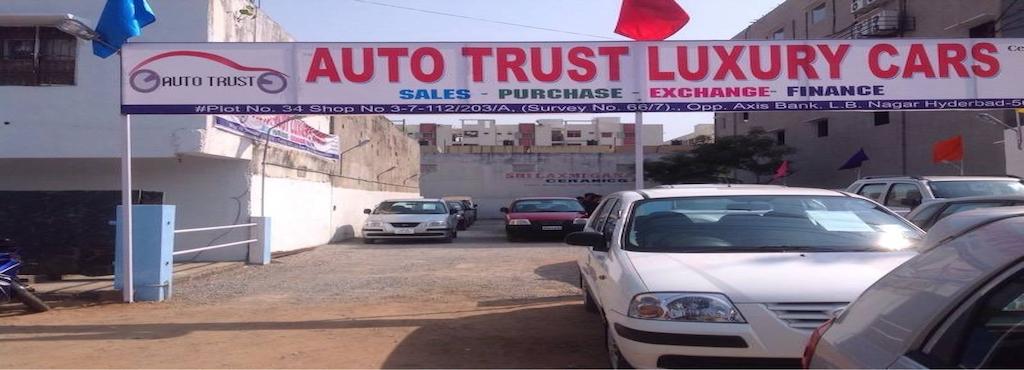 Auto Trust Luxury Cars L B Nagar Second Hand Car Dealers In