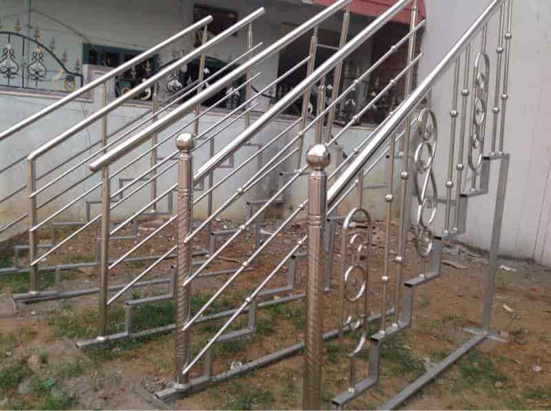 S A Stainless Steel Railing Works Photos Puppalaguda Hyderabad