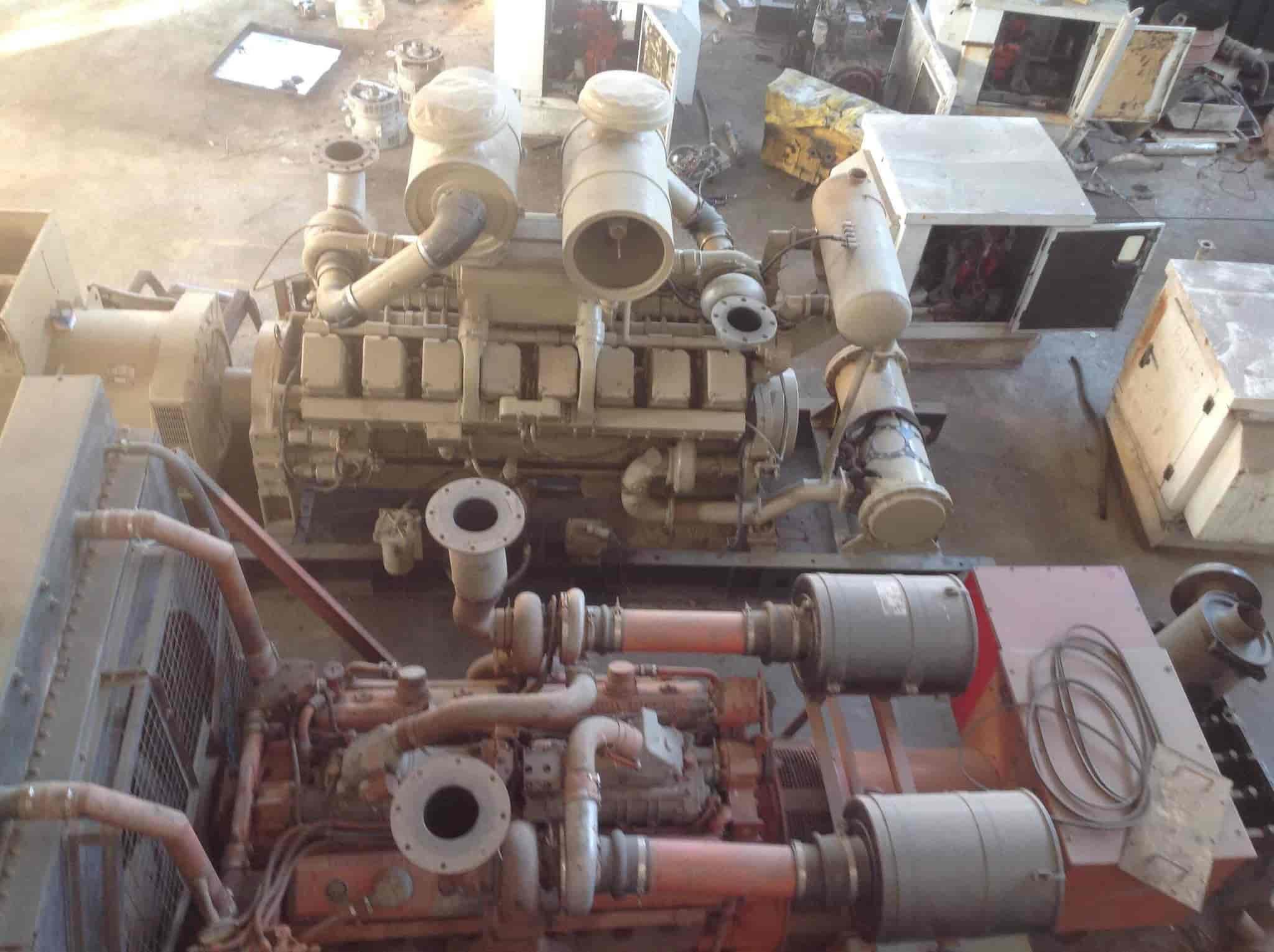 Top 50 Generators On Hire in Khatiwala Tank - Best Genset On