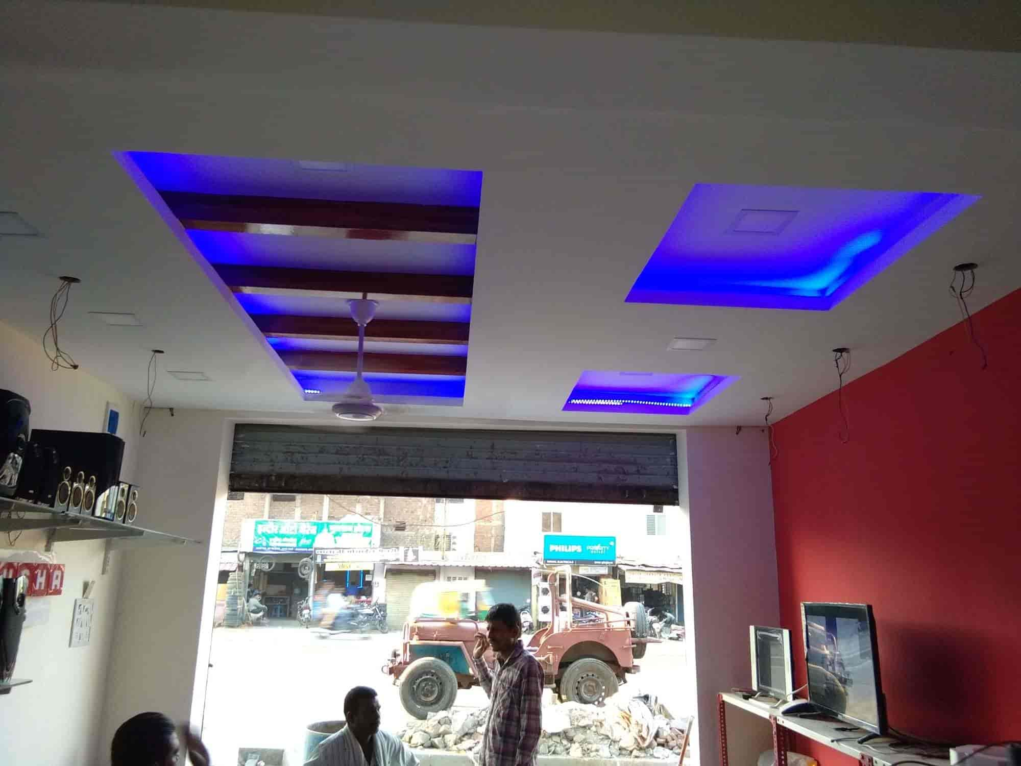 A R Home Decorating Company Dhar Road False Ceiling