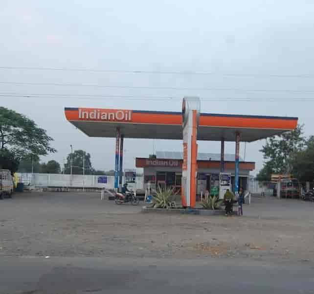 Pratham Kisan Sewa Kendra, Rau - Petrol Pumps-Indian Oil in