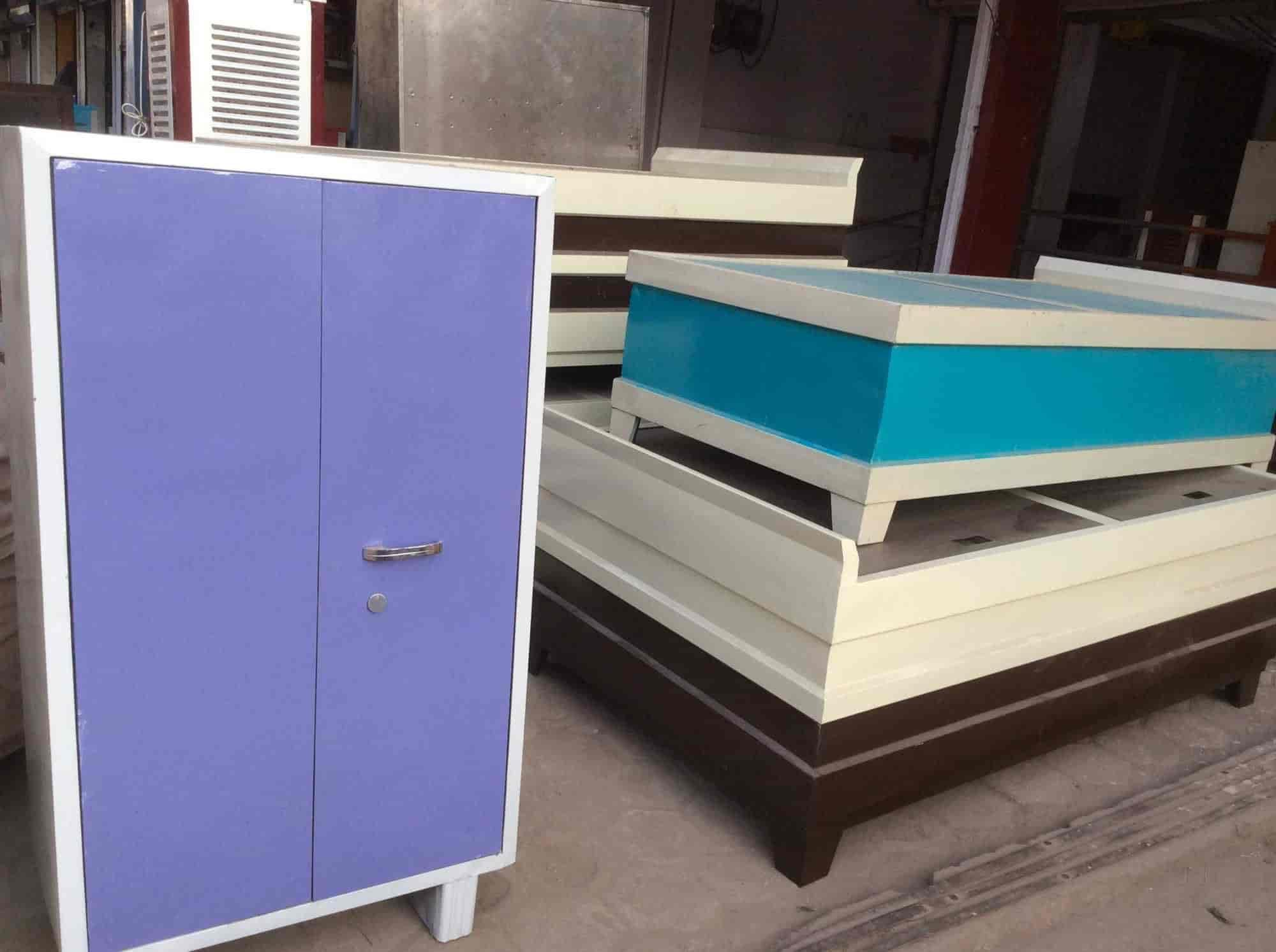 steel furniture images. Cupboards - Sagar Steel Furniture Photos, Juni, Indore Stainless Dealers Images