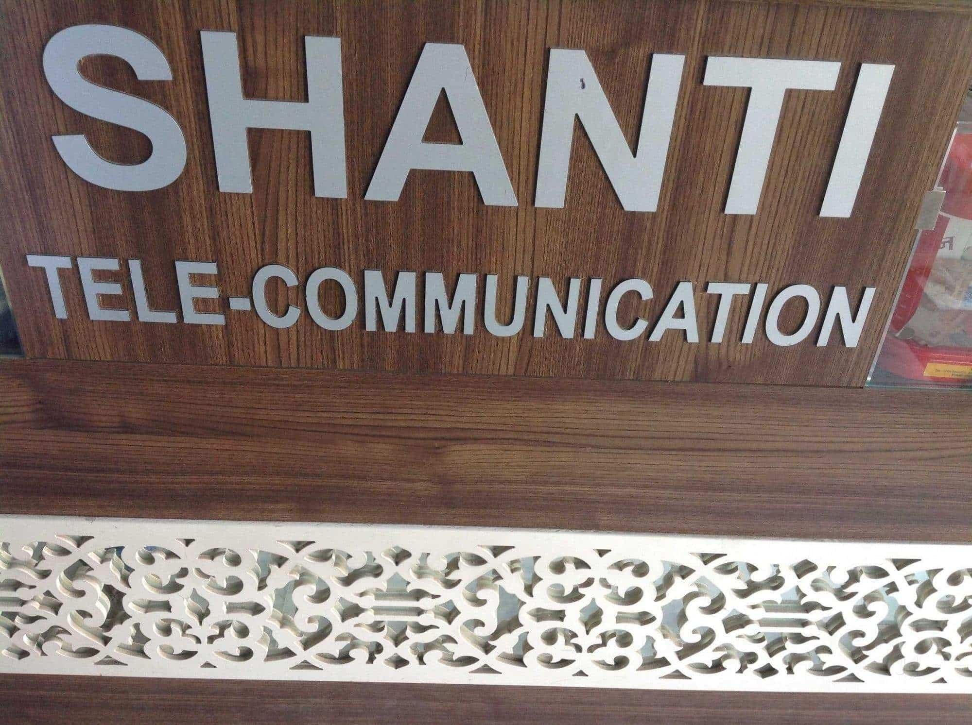 Shanti Tele Communication Reviews Sikar Road Jaipur 3 Ratings  # Catalogue Table Tele