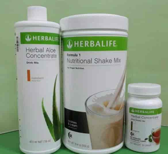 Herbalife Distributor-Weight management and skincare
