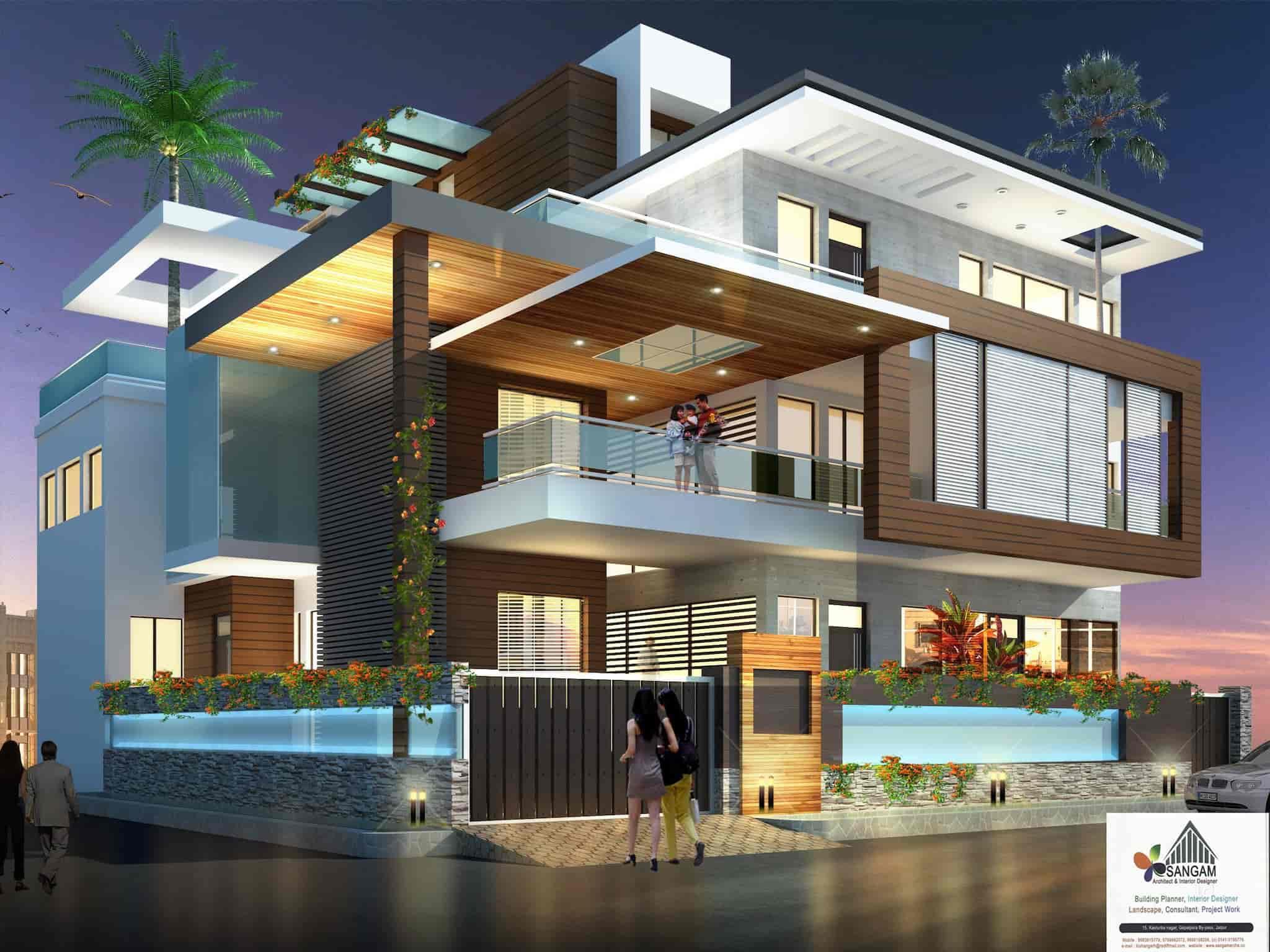 Sangam Architect Interior Designer Nirman Nagar
