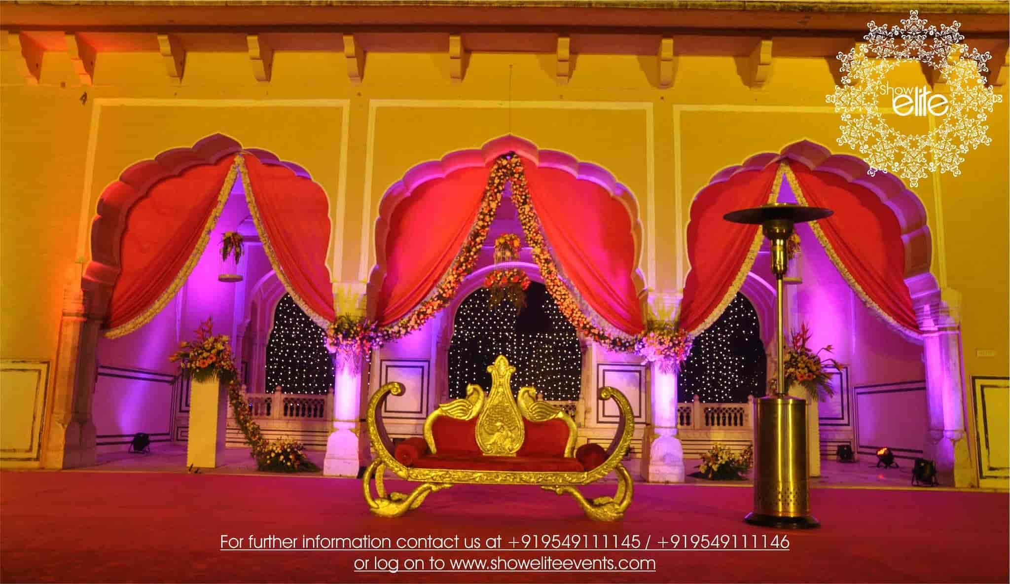 Show elite events mansarovar wedding decorators in jaipur justdial junglespirit Gallery