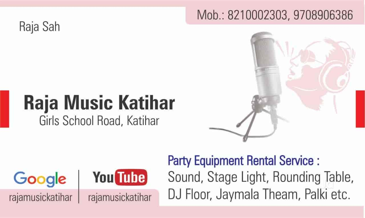 Top Sound Systems On Hire in Katihar - Best Sound Systems On