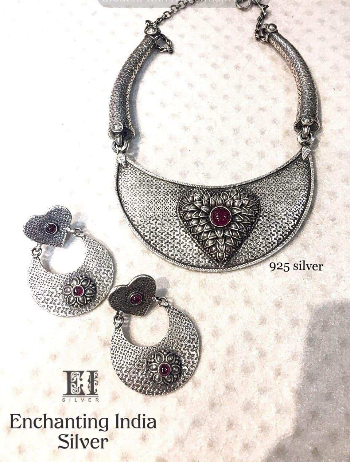 Enchanting India Silver- Ei Silver, Rajarampuri - Silver Jewellery ...