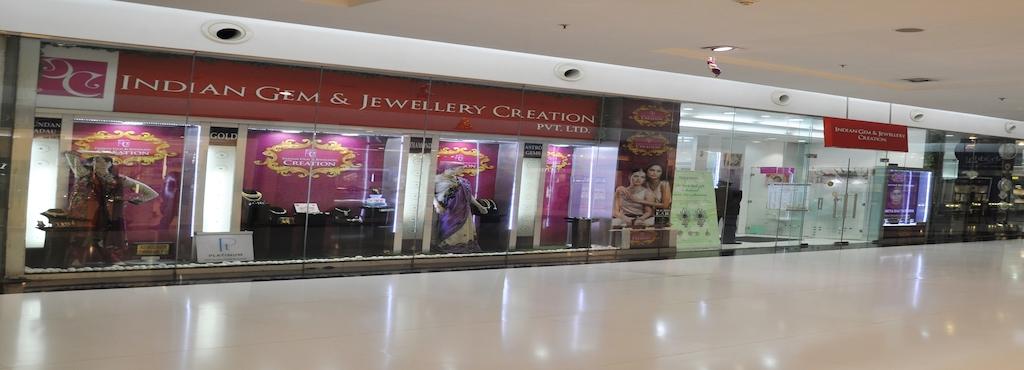 Indian Gem Jewellery Creation Pvt Ltd South City Mall