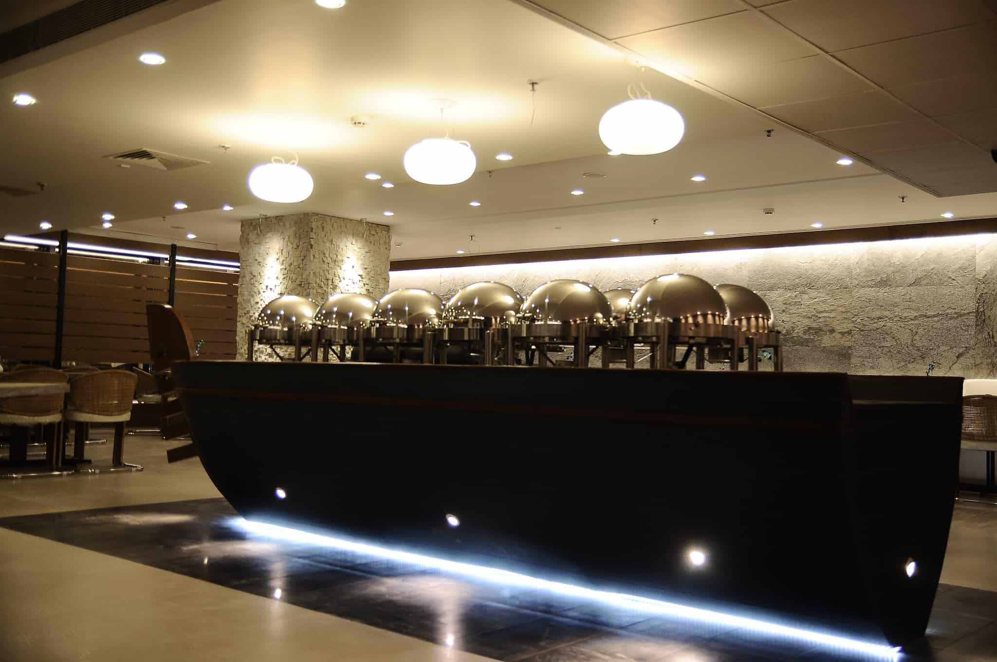 Ocean Grill Restaurant, Salt Lake City Sector 5, Kolkata