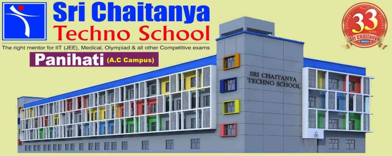 Sri Chaitanya Techno School Photos, Panihati, Kolkata- Pictures