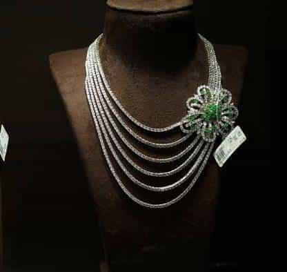 Tribhovandas Bhimji Zaveri Kankurgachi TBZ Diamond Jewellery