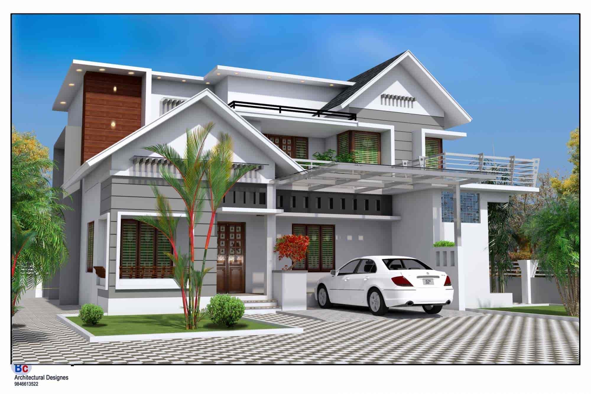 B c architectural designs