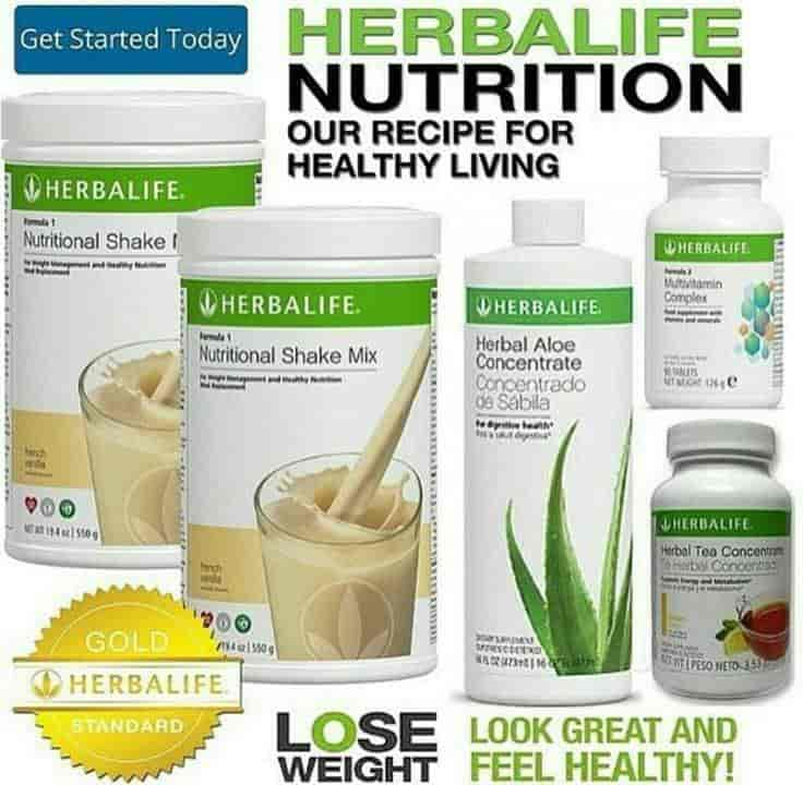Top Herbalife Weight Loss Product Distributors In Kanjirapally West