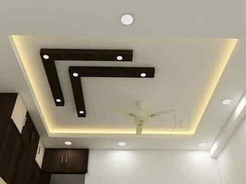 False Ceiling Design Ay Plaster Of Paris Photos Chinhat Lucknow Gypsum