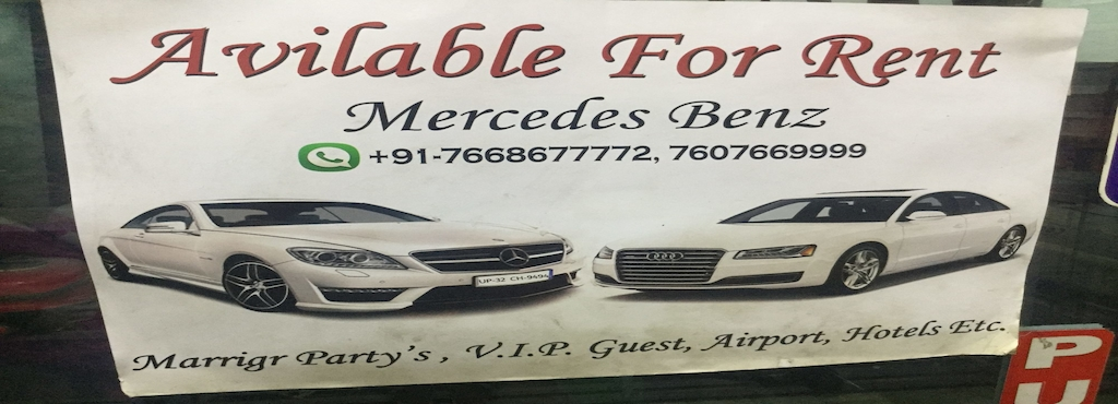 Imported Car On Rent Aliganj Luxury Cars On Hire In Lucknow