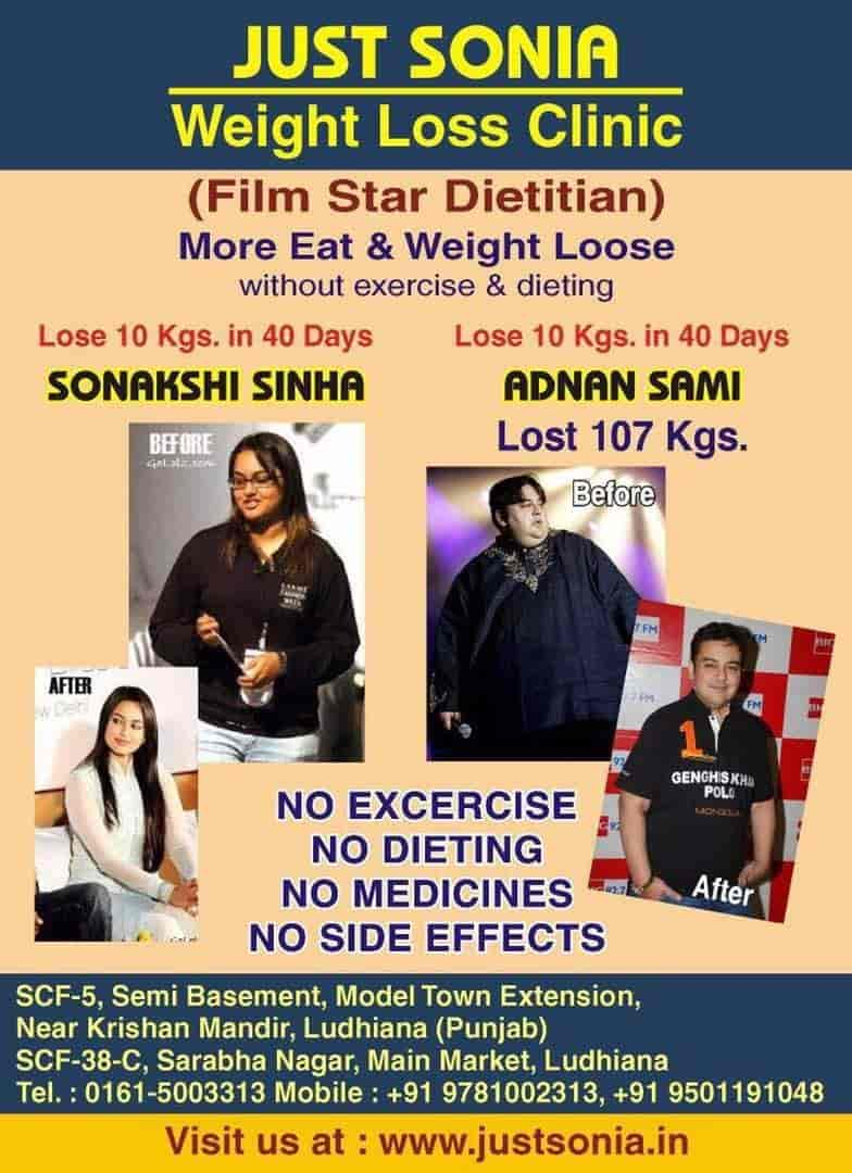 Ways to lose weight lying down