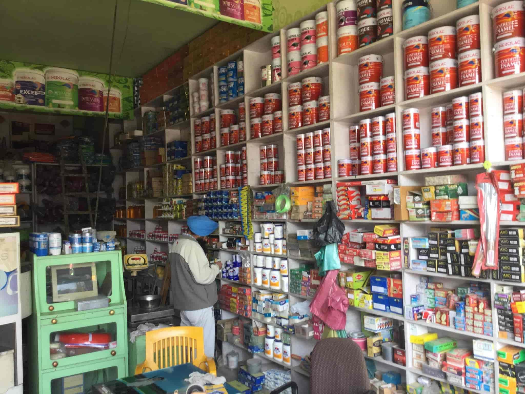 Ubhi Paints And Hardware Store Photos, Jodhan, Ludhiana- Pictures