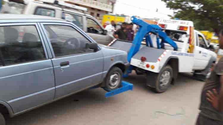 Sri Sai Car Towing Services Mechanical Work Shop Achampet