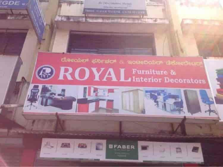 Royal Furniture Interior Decorators Bunts Hostel Road