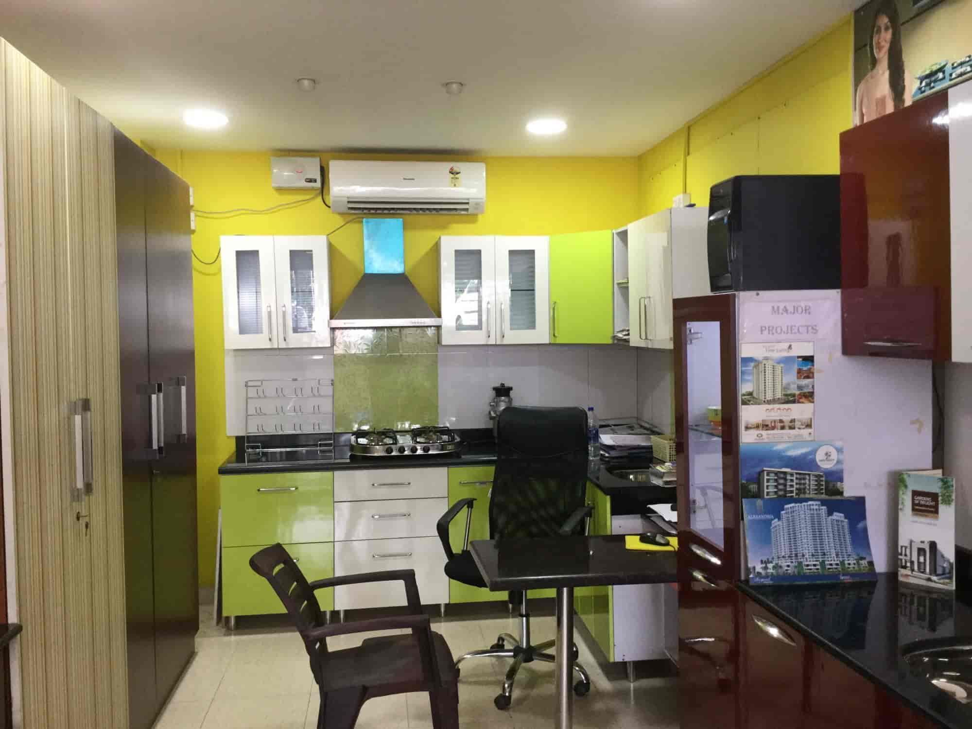 Sunday Kitchen K S Rao Road Interior Designers in Mangalore