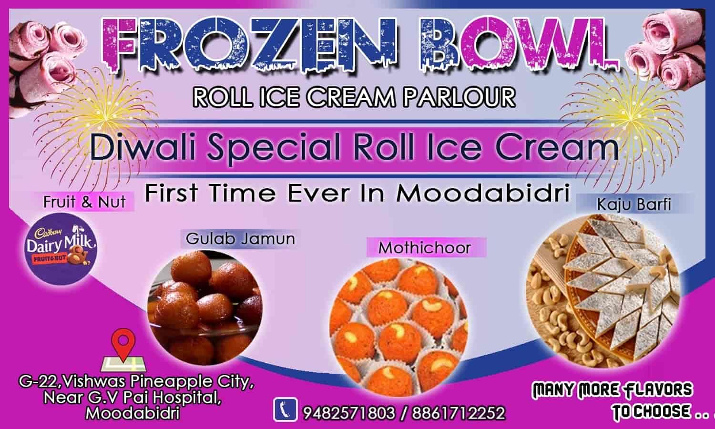 Frozen Bowl Photos, Moodbidri, Mangalore- Pictures & Images Gallery ...