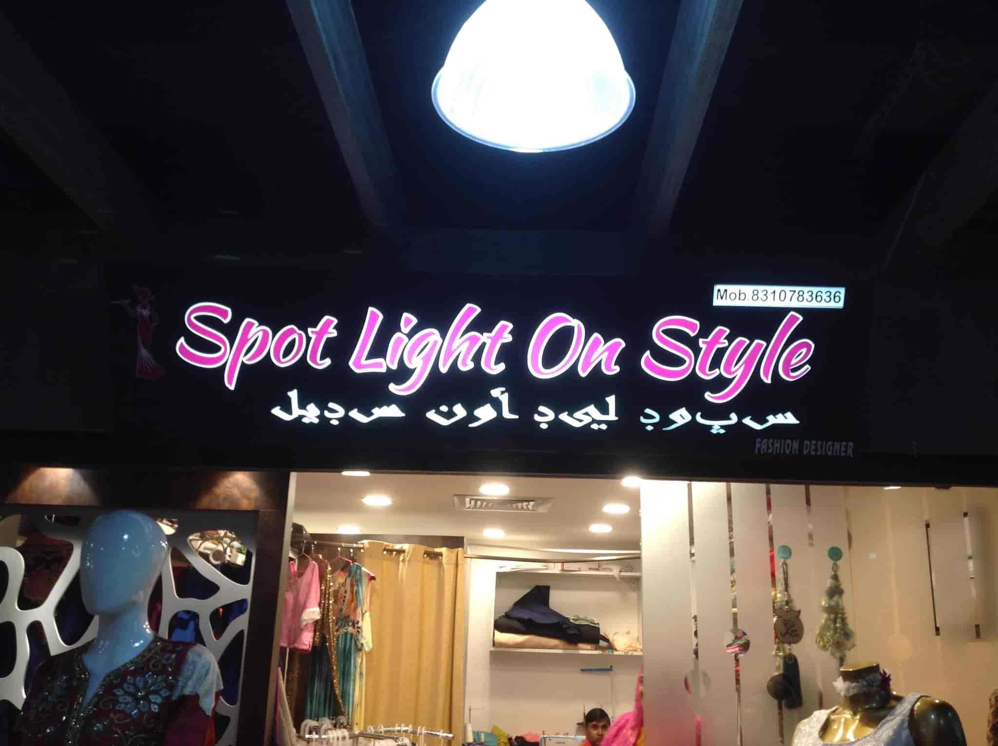 Spot Light On Style Fashion Designer