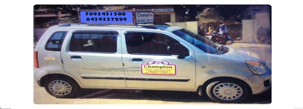 Champion Driving School >> New Champion Driving School Next To Suraj Kund Park Motor