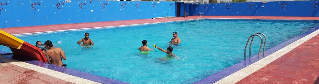 Oasis Swimming Pool Photos, Mawana Road, Meerut- Pictures & Images ...