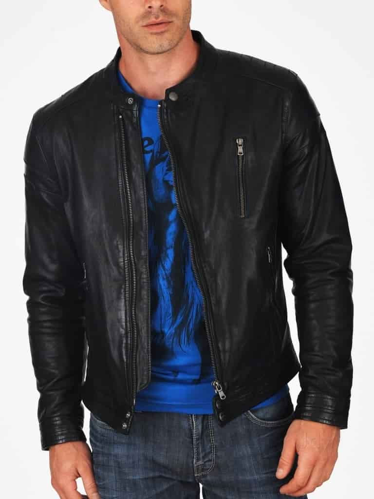 1ff920362 Men Leather Jackets - Sidrah Leather Brands Photos